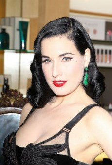 Dita Von Teese Talks Underwear as Outerwear, Her Weirdest Piece of Lingerie