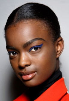 Master Fall's Biggest Makeup Trend: Eyeliner