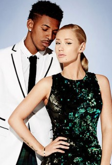 Iggy Azalea and Boyfriend Nick Young Front Forever 21's Holiday Campaign