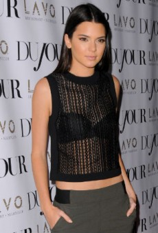 Is Victoria's Secret Courting Kendall Jenner?