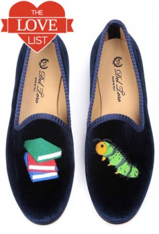 Bookworm Loafers, Re-Released Fragrances and More: The Love List