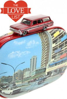 A Matchbox Car Clutch, Marc Jacobs Headphones and More: The Love List