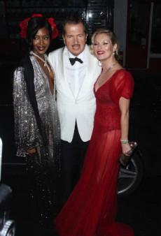 Mario Testino Celebrates His 60th Birthday with a Star-Studded Bash