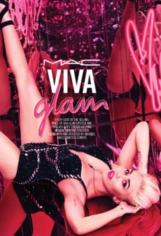 Miley Cyrus Joining MAC as the Next Viva Glam Spokesperson