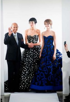 A Retrospective Tribute to Oscar de la Renta's 50-Year Career
