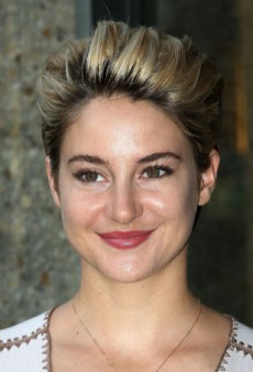 Shailene Woodley Debuts Her New Look at Miu Miu During Paris Fashion Week