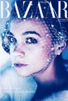 Does Carey Mulligan Deserve the Cover of Harper's Bazaar UK's December Issue? (Forum Buzz)