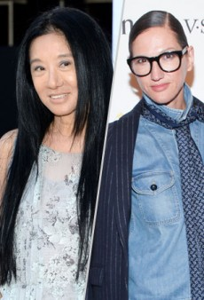 Secret Service Pulls Jenna Lyons and Vera Wang Aside Outside White House Party
