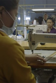 Sex Trafficking and Fast Fashion: Just Who Is Making Your Clothes?