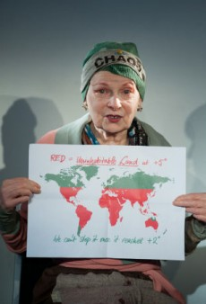 Vivienne Westwood Thinks Food and Clothes Are Too Cheap, Wants to Downsize