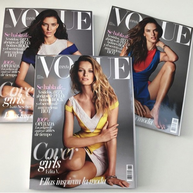 Vogue Spain November 2014