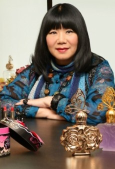 Anna Sui Talks Holiday Makeup