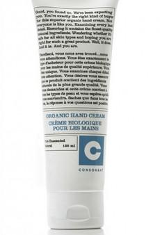 Consonant Skincare hand cream