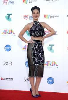 The Best Looks from the 2014 ARIA Awards Red Carpet