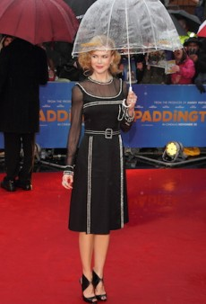 Nicole Kidman Wears Child-Friendly Prada for Paddington World Premiere