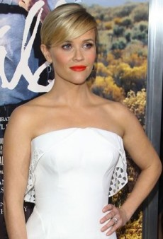 Reese Witherspoon's Fresh Take on the Little White Dress by Zac Posen