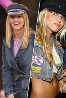 Happy Britney Spears Day! We're Celebrating with 17 of Her Best Denim Looks
