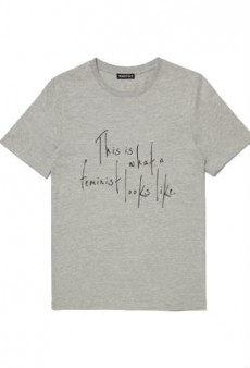 'Feminist' T-Shirt Not Sweatshop Made, Says Women's Rights Group