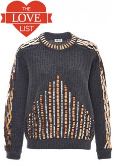 Embellished Sweaters, Fingerless Gloves and More: The Love List