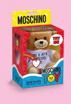 Moschino Launching Toy Fragrance