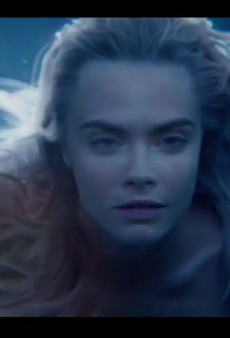 Cara Delevingne Makes a Cameo in the Pan Trailer