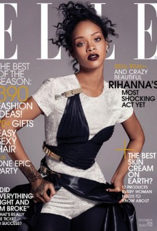 No One Is Feeling Rihanna's Hair on ELLE's December Cover (Forum Buzz)