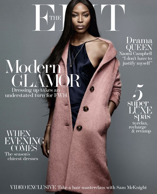 The Edit November 6, 2014 Naomi Campbell