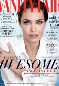 Angelina Jolie's Vanity Fair Cover Would've Been 'Amazing' for Vogue Magazine (Forum Buzz)
