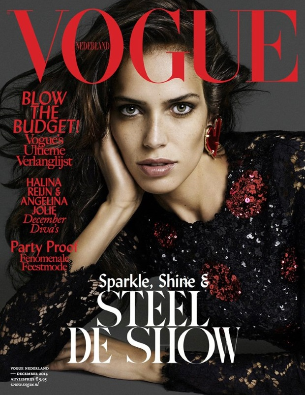 Vogue Netherlands December 2014 Amanda Wellsh