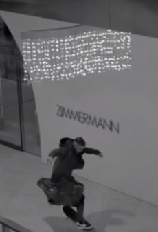 Corbin Harris Uses Sydney Shopping Centre as His Own Personal Skatepark