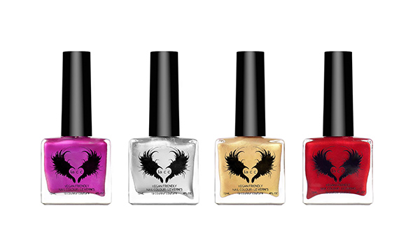 Lacc Nail Polishes Holiday 2014