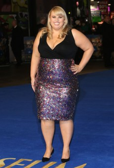 Rebel Wilson Shines in Asos at the Night at the Museum: Secret of the Tomb UK Premiere