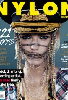 Ruby Rose Won't Be Reckoned with as Nylon Singapore's December Cover Girl