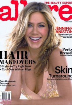 We've Seen Jennifer Aniston's January Allure Cover a Thousand Times Before (Forum Buzz)