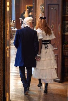 Chanel's Pre-Fall Caught on Tape!