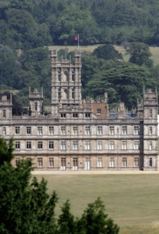 Now You Can Spend the Night at Downton Abbey
