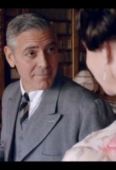 WATCH: George Clooney's Full Downton Abbey Appearance