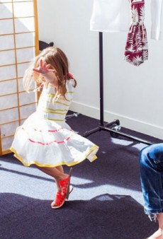 4-Year-Old Instagram Star Mayhem Is J.Crew's Latest Designer