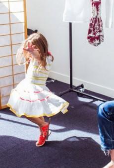4-Year-Old Instagram Star Mayhem Is J.Crew's Latest Designer