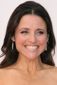 Watch: Julia Louis-Dreyfus Is Old Navy's Newest Ambassador