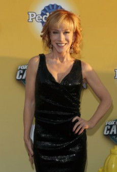 Kathy Griffin Will Take No Prisoners as Fashion Police Host