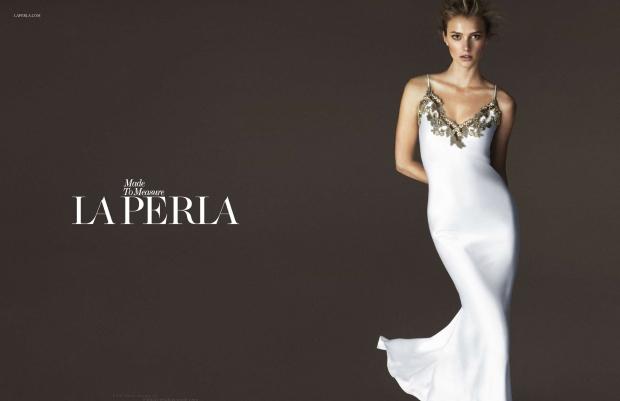 La Perla Spring 2015 Mert & Marcus