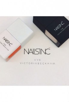 Victoria Beckham Teams with Nails Inc. on a Limited-Edition Lacquer Range