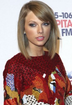 Taylor Swift Tops UK's List of Most Influential in Media