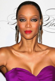 Tyra Banks Is Saving Lives With Her New Eyeshadow Kit