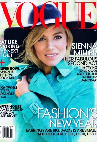 Sienna Miller Vogue January 2015 TheFashionSpot