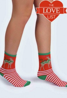 Christmas Cheer: The Love List