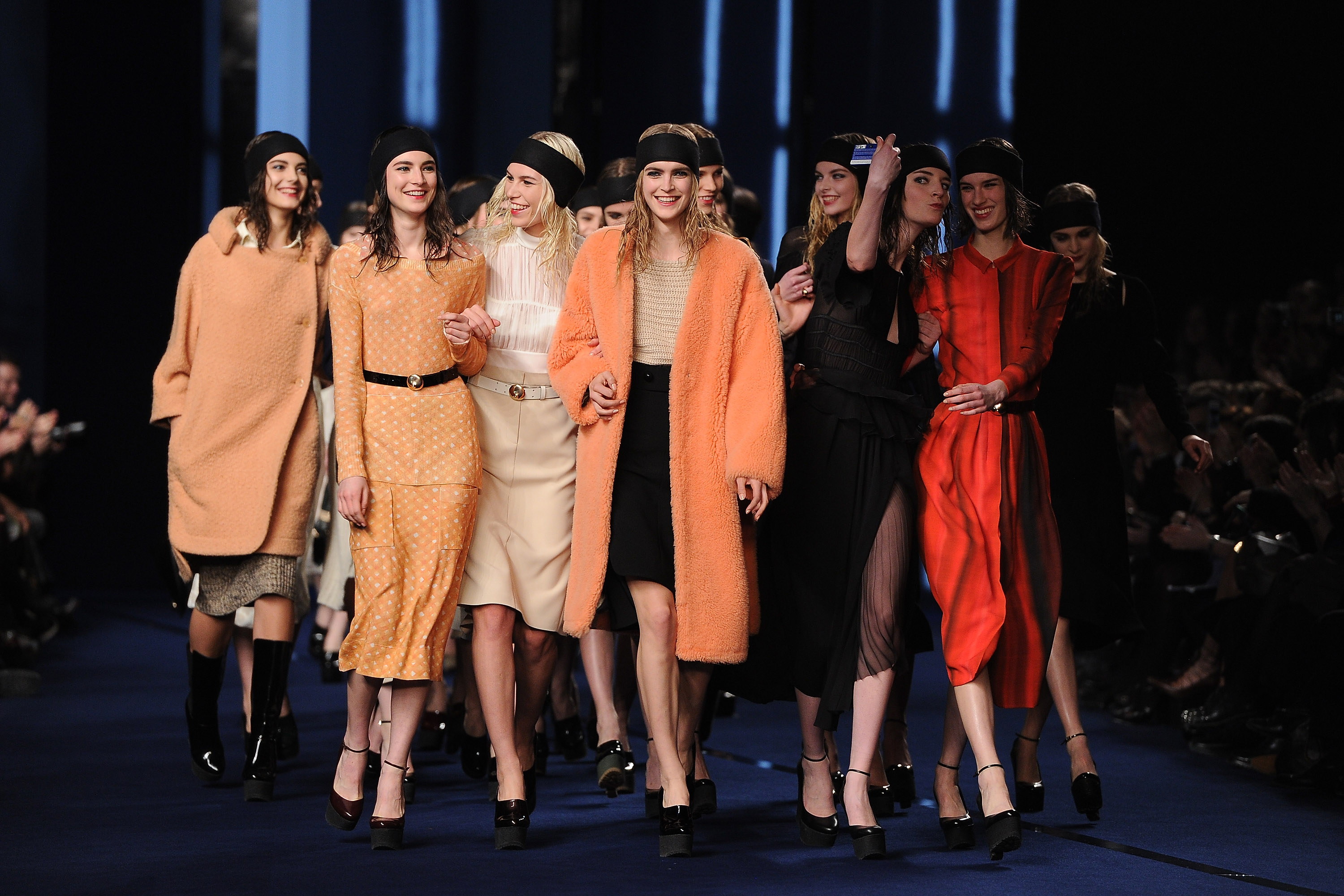 Sonia Rykiel Fall 2012; Image: Getty