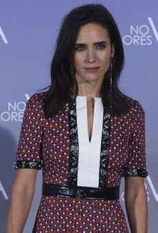 Jennifer Connelly Continues to Show Love for Louis Vuitton