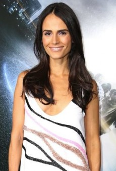 Jordana Brewster Flashes Forward to Spring in Narciso Rodriguez